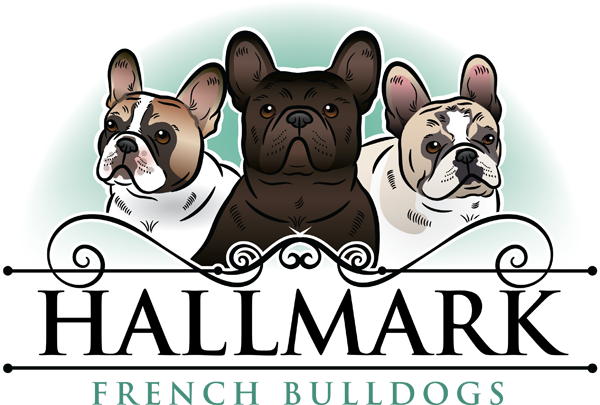 HallmarkFrenchBulldogsLogo